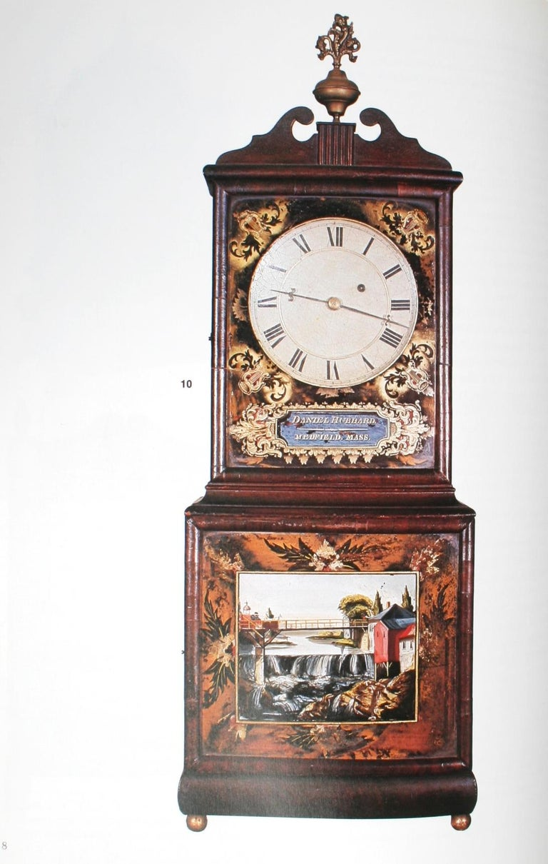 Paper American Clock, a Comprehensive Pictorial Survey, First Edition For Sale