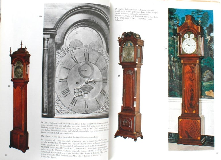 American Clock, a Comprehensive Pictorial Survey, First Edition For Sale 1