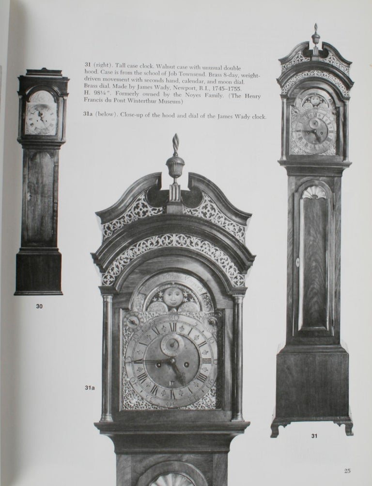 American Clock, a Comprehensive Pictorial Survey, First Edition For Sale 4