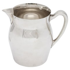 American Colonial, Style Sterling Silver Pitcher