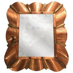 American Copper Mirror