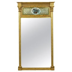 Giltwood Pier Mirrors and Console Mirrors