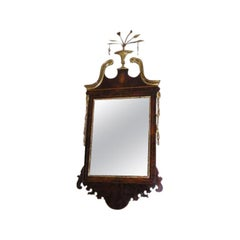 American Federal Hepplewhite Mirror