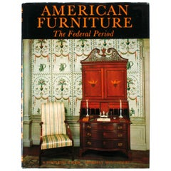 """""""American Furniture, The Federal Period"""" Book Signed by the Author"""