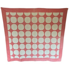 American Geometric Patchwork Quilt