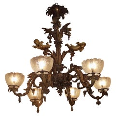 Rococo Chandeliers and Pendants