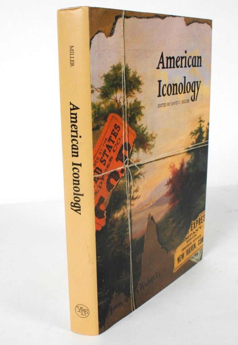 American Iconology, First Edition For Sale 8