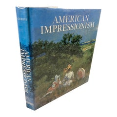 American Impressionism Hardcover Book by William H. Gerdts