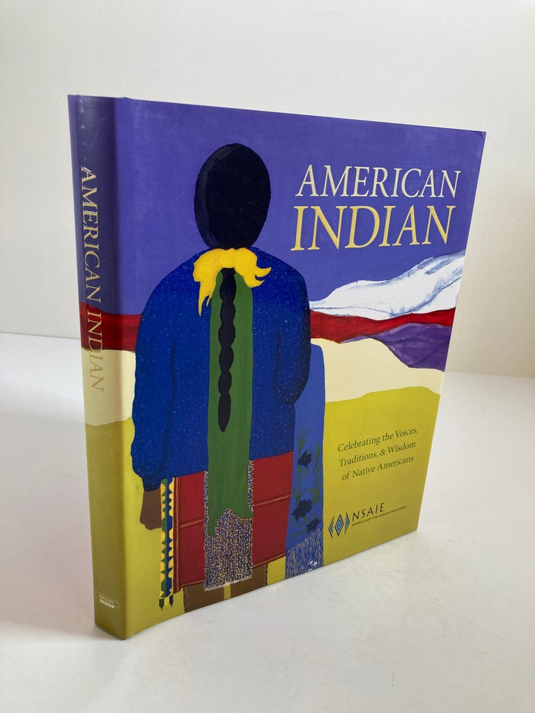 American Indian Hardcover Book In Good Condition For Sale In North Hollywood, CA