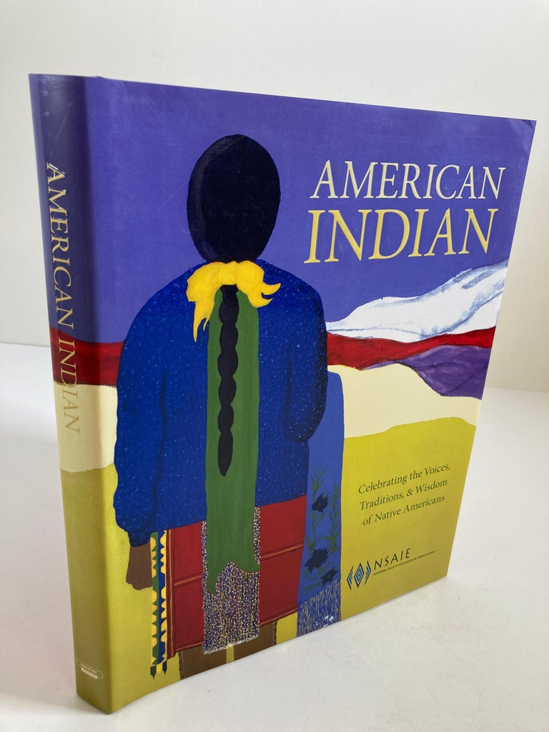 20th Century American Indian Hardcover Book For Sale