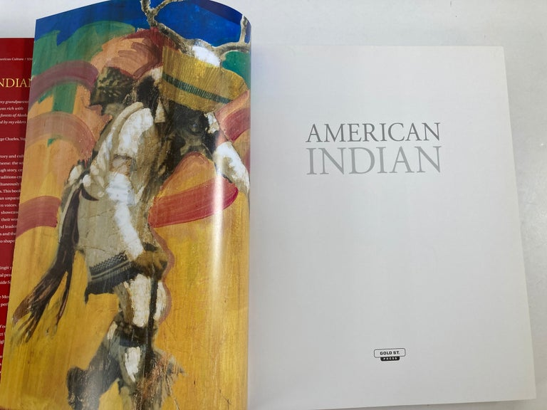 Paper American Indian Hardcover Book For Sale