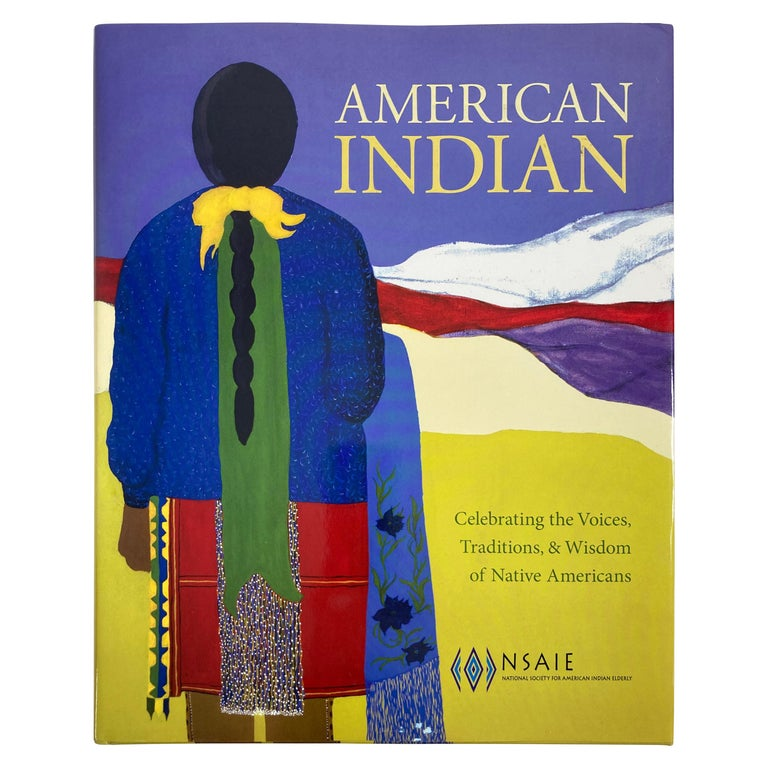 American Indian Hardcover Book For Sale