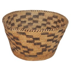 American Indian Pima Basket