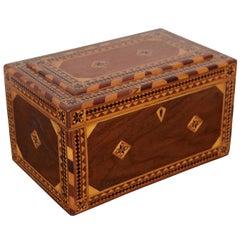 American Inlaid Box
