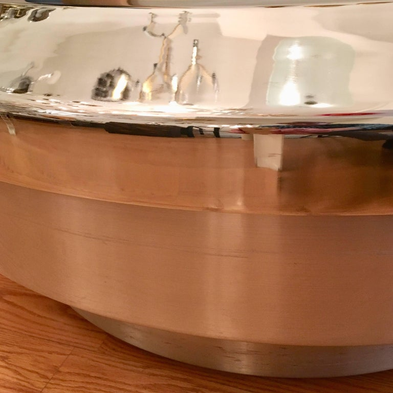 American John Neville, 1960s Space Age Table For Sale 4