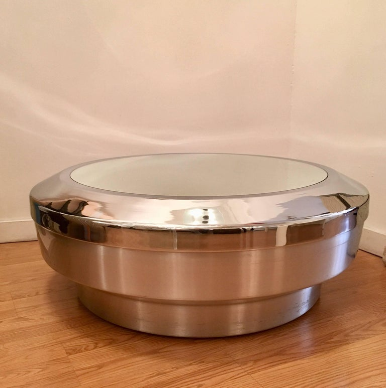 American John Neville, 1960s Space Age Table In Excellent Condition For Sale In New York, NY