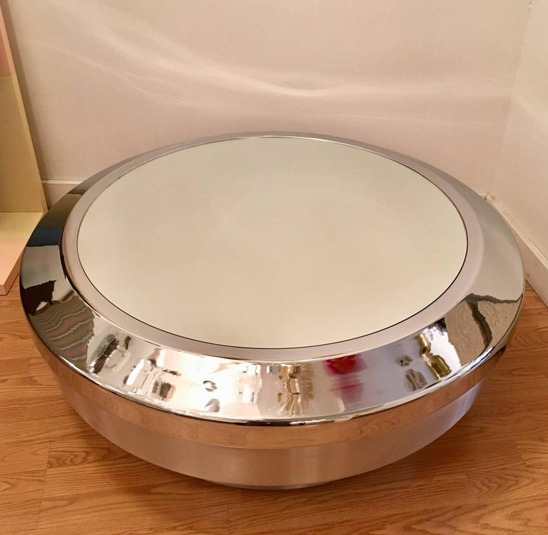 Mid-20th Century American John Neville, 1960s Space Age Table For Sale