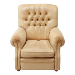 American Leather Lounge Chair
