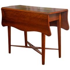 American Mahogany 19th Century Gateleg Table