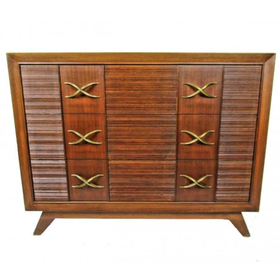 Edwardian (1901-1910) Expressive An Edward Vii Mahogany And Burr Walnut Wardrobe Good Condition !!! Antique Furniture