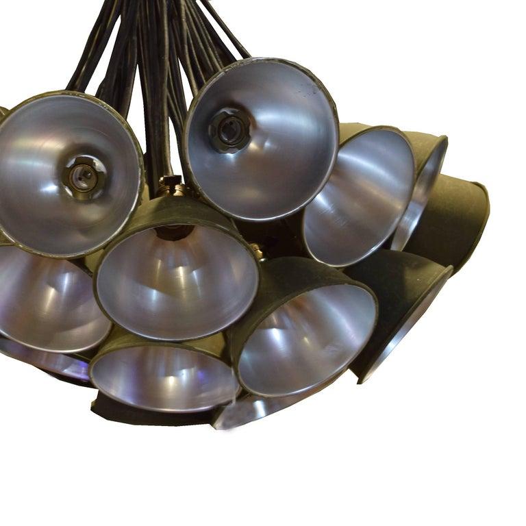 20th Century American Multi-Light Chandelier
