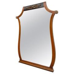 American Neoclassical Wall Mirror by Landstrom Furniture #2