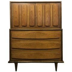 American of Martinsville Mid-Century Modern Dresser or Bureau