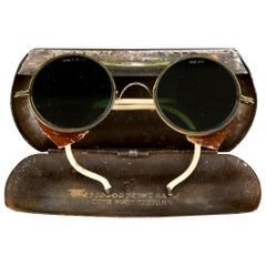 American Optical Welding Safety Glasses