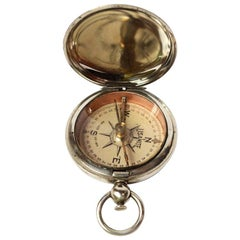American Pocket Compass WWI Usanite N.Y. Rochester
