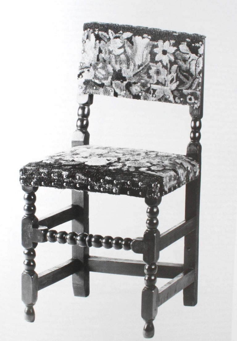 American Seating Furniture 1630-1730, First Edition For Sale 1