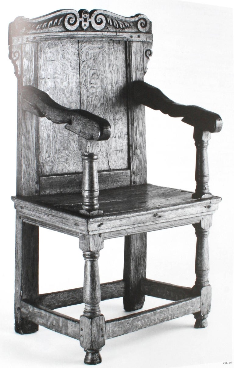 American Seating Furniture 1630-1730, First Edition For Sale 3