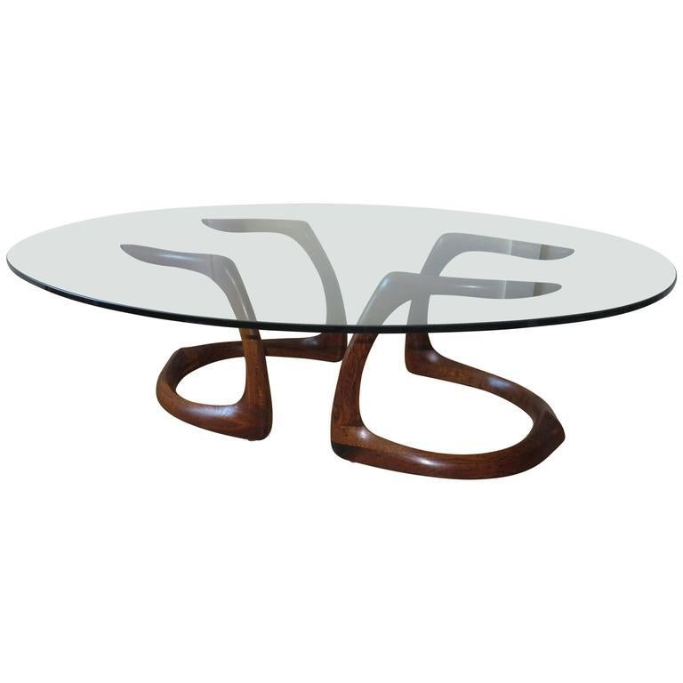 Hand-Crafted American Studio Craft Artist, David N. Ebner's Console Table For Sale