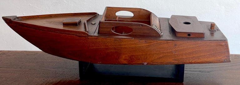 American Vintage Model of a Speedboat 'Ricky-O' For Sale 3
