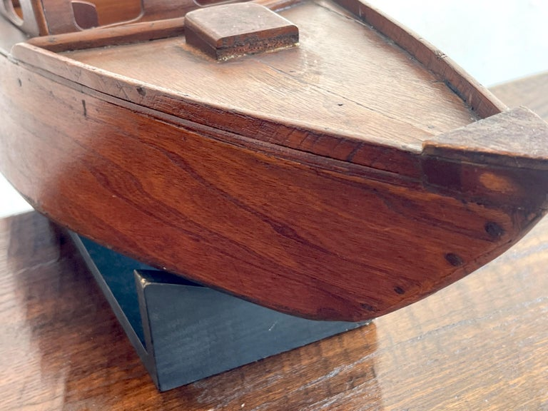 American Vintage Model of a Speedboat 'Ricky-O' For Sale 4