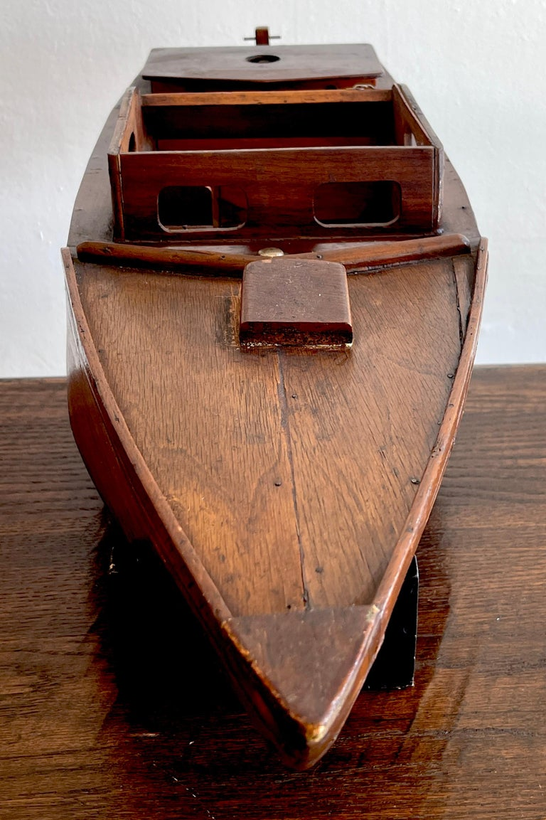 American Vintage Model of a Speedboat 'Ricky-O' For Sale 5