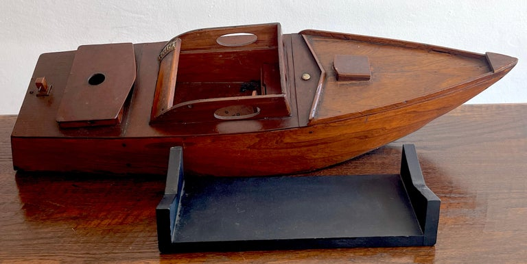 American Vintage Model of a Speedboat 'Ricky-O' For Sale 6