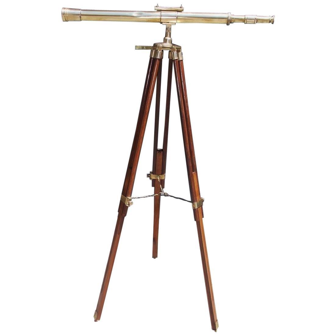 Brass Telescopes - 72 For Sale on 1stdibs