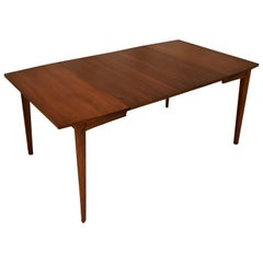 American Walnut Extension Dining Table