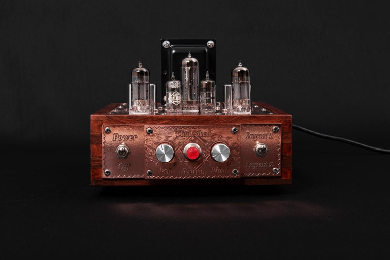 American Craftsman Americano Single-Ended, Stereo Amp by Toolshed Amps for Original in Berlin For Sale