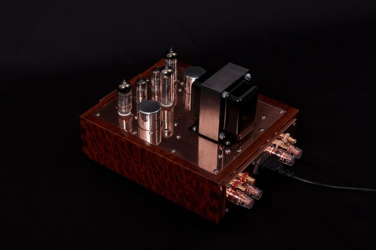 Contemporary Americano Single-Ended, Stereo Amp by Toolshed Amps for Original in Berlin For Sale