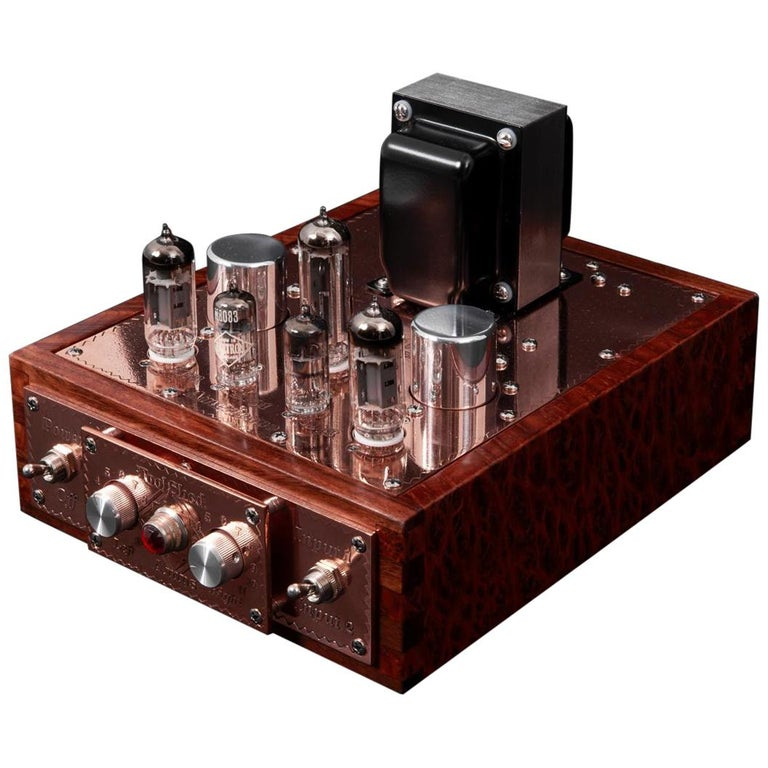 Americano Single-Ended, Stereo Amp by Toolshed Amps for Original in Berlin For Sale