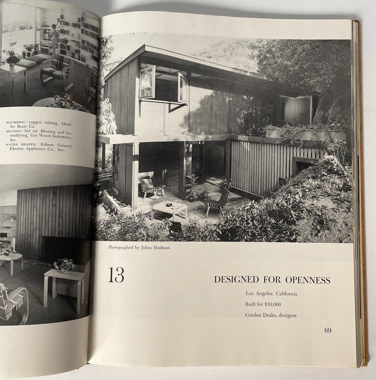 Paper America's Best Small Houses by William J. Hennessey For Sale