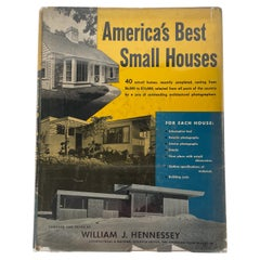 America's Best Small Houses by William J. Hennessey
