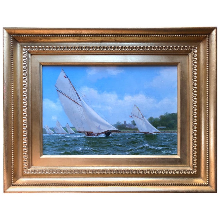"""""""America's Cup"""" by Stephen Renard For Sale"""