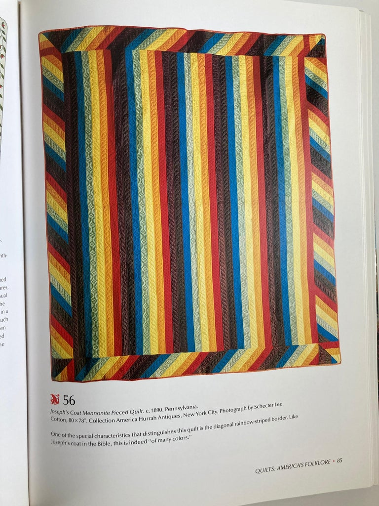 America's Glorious Quilts by Dennis Duke, Hardcover Book For Sale 4