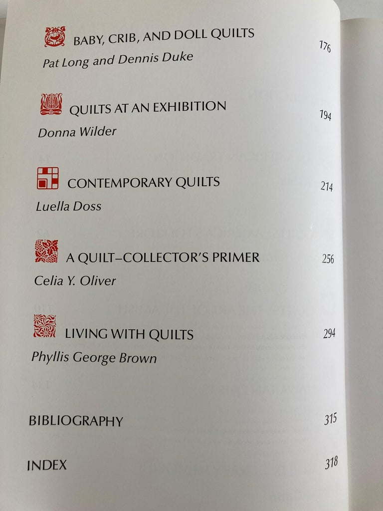 America's Glorious Quilts by Dennis Duke, Hardcover Book For Sale 2