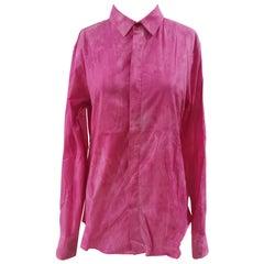 Amina Rubinacci pink  shirt
