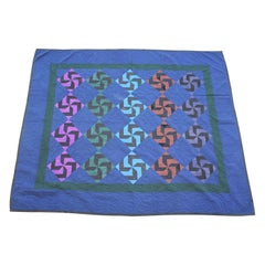 Amish Fly Foot Quilt