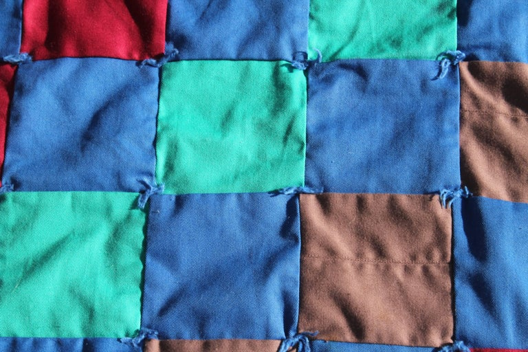 Other Amish Quilt from Lancaster County Pennsylvania One Patch For Sale