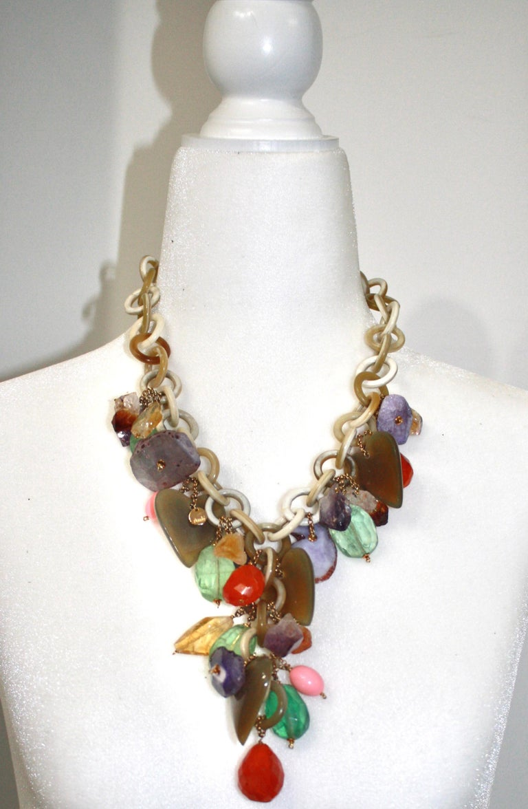 Amle Heart Choker In New Condition For Sale In Virginia Beach, VA